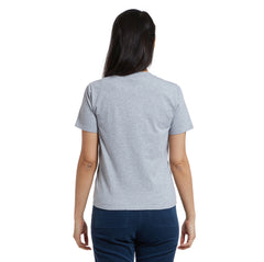 Lindsay Tee - Heather Gray