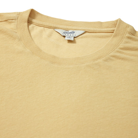 High Twist Tee - New Wheat