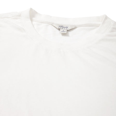 High Twist Tee - Bright White