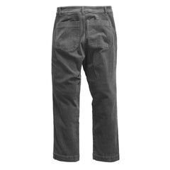 Tracy Slim Ankle Corduroy Pants - Nickel