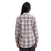 Bridget Slim Fit Flannel Shirt - Heavenly Pink