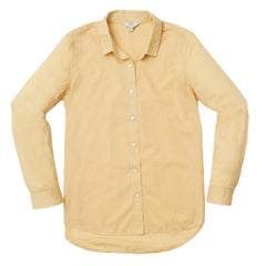 Feather Weight Long Sleeve Blouse - New Wheat