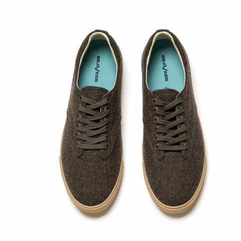 Grayers X SeaVees Hermosa Sneaker  - Dark Earth