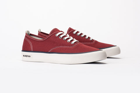 Seavees 06/64 Legend Sneaker Regatta - Fire Brick-Grayers