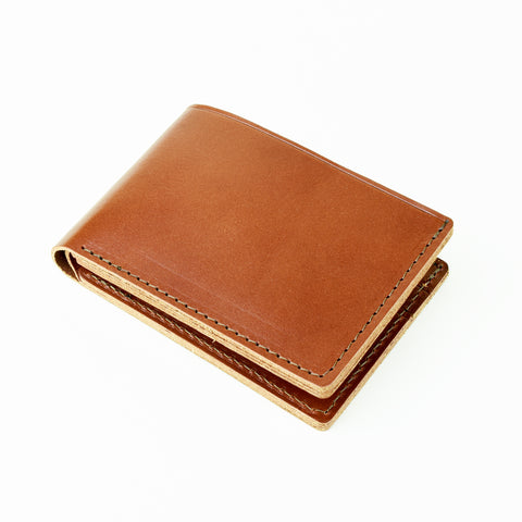 Todder Bifold Wallet - Medium Brown-Grayers