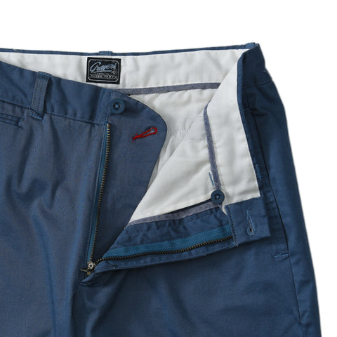Newport Stretch Modern Fit Chino - Med Blue-Grayers