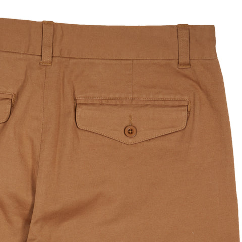 Newport Stretch Modern Fit Chino - British Tan