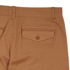 Newport Stretch Modern Fit Chino - British Tan-Grayers
