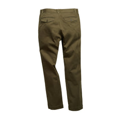 Newport Stretch Modern Fit Chino - Olive