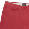 Newport Slim Fit Chino Pant - Poppy Red