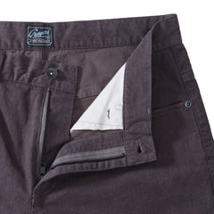 Carnaby Stretch Double Weave 5 Pocket Pant - Burnt Umber