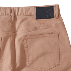 Carnaby Stretch Double Weave 5 Pocket Pant - Toasted Coconut