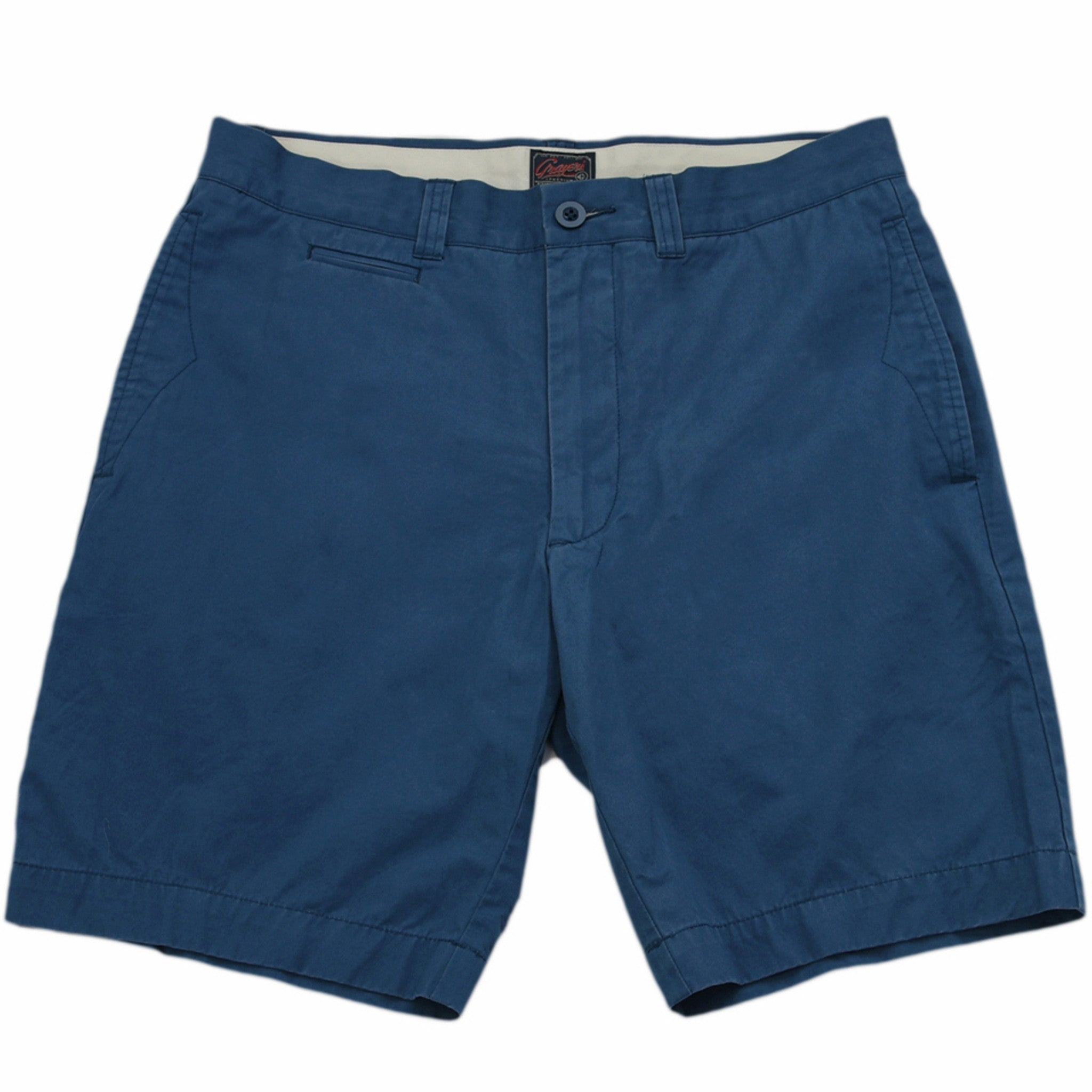 "9"" Newport Classic Club Short - Military Blue"