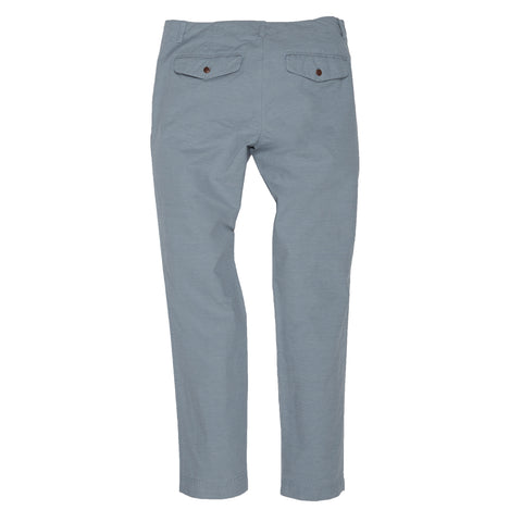 Randolph Stretch End-on-End Pants - China Blue-Grayers