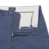 Newport Modern Fit Stretch Chino - Ombre Blue