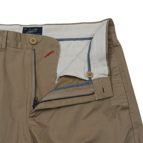 Newport Stretch Modern Fit Chino - British Khaki-Grayers