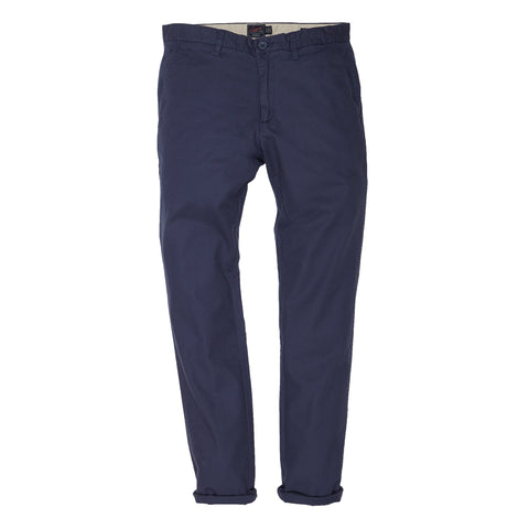 Jesse Canvas Stretch Slim Fit Pants - Grisaille Blue-Grayers