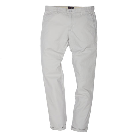 Jesse Canvas Stretch Slim Fit Pants - Lunar Rock-Grayers