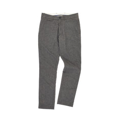 Newport Slim Fit Wool Pant - Mid Gray-Grayers