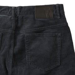 Burlington 5 Pocket Stretch Corduroy - Slate Gray