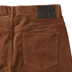 Burlington 5 Pocket Stretch Corduroy - British Tan