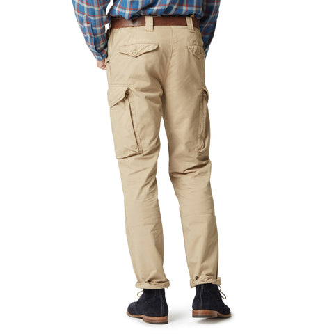 James Slim Fit Modern Cargo - Mandalay Khaki-Grayers