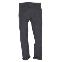 Wooster Stretch Moleskin Pants - Blue-Grayers