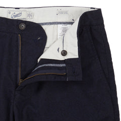 Cavalry Stretch Twill Pants - Navy