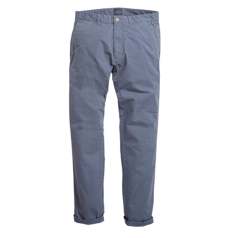 Bruce Stretch Dobby Slim Fit Trouser - Grisaille