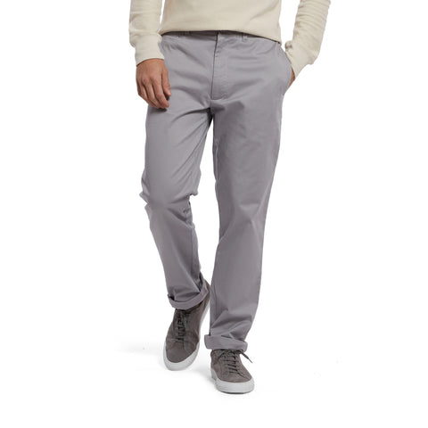 Newport Stretch Modern Fit Chino - Gray-Grayers