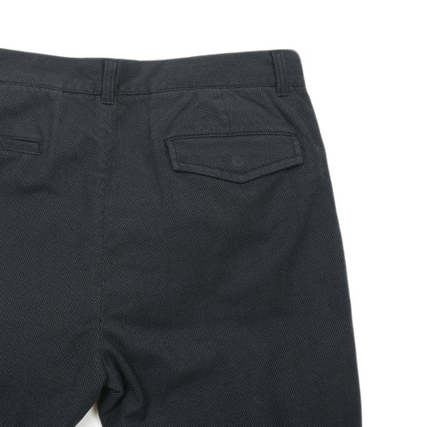 Clyfford Modern Fit Pant - Dobby Charcoal-Grayers