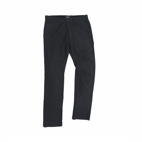 Clyfford Modern Fit Pant - Dobby Charcoal
