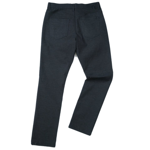 Harper 5 Pocket Stretch Twill Pant - Charcoal