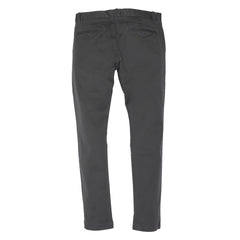 Jesse Slim Fit Chino Pants - Dark Gray-Grayers