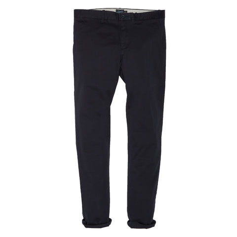 Jesse Slim Fit Chino Pants - Navy-Grayers