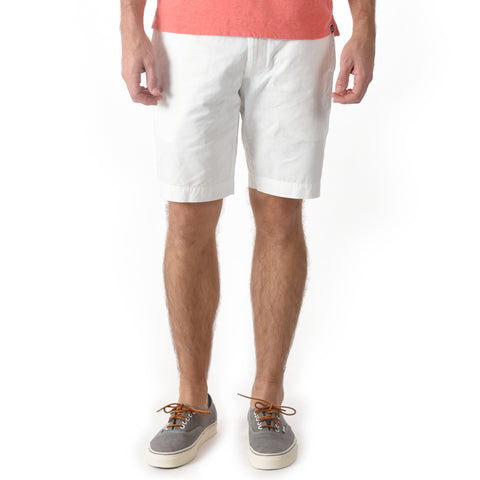 "Newport Stretch Club Short-  9"" Inseam - Chalk"