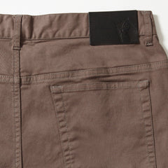 Norwood 5 Pocket Stretch Pants (Slim Fit) - Dark Gull Gray