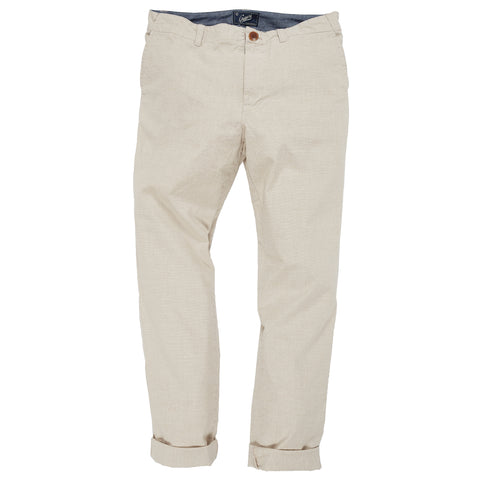 Randolph Stretch End on End Pants - China Blue