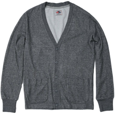 Jensen Cardigan - Gray Heather