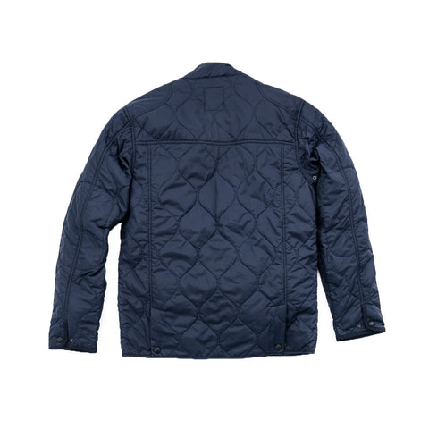 Reston Quilted Jacket - Navy