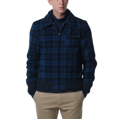 CPO Terry Shirt - Dunmore Navy