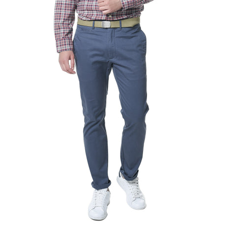 Newport Stretch Modern Fit Chino - Ombre Blue