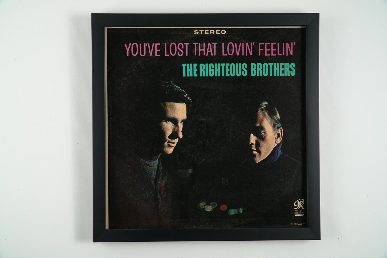 Righteous Brothers Vintage Vinyl - You ve Lost That Loving Feeling