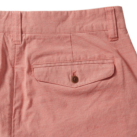 "Randolph Stretch End-on-End Shorts 9"" - Aurora Red-Grayers"