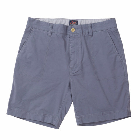 "Bruce Stretch Dobby Shorts 8"" - Grisaille"