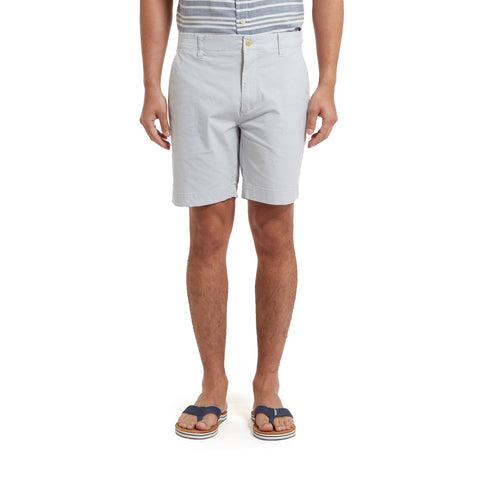 "Bruce Stretch Dobby Shorts 8"" - Gray Violet"