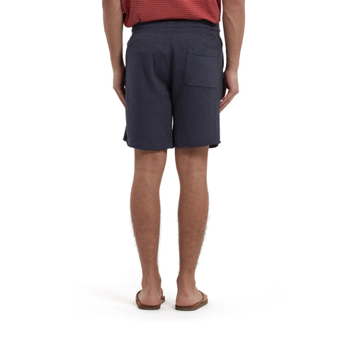 "Hudson Texture Shorts 8"" - Blue Night-Grayers"