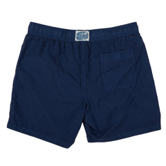 Moorea Garment Dyed Draw Cord Swim Trunk 6