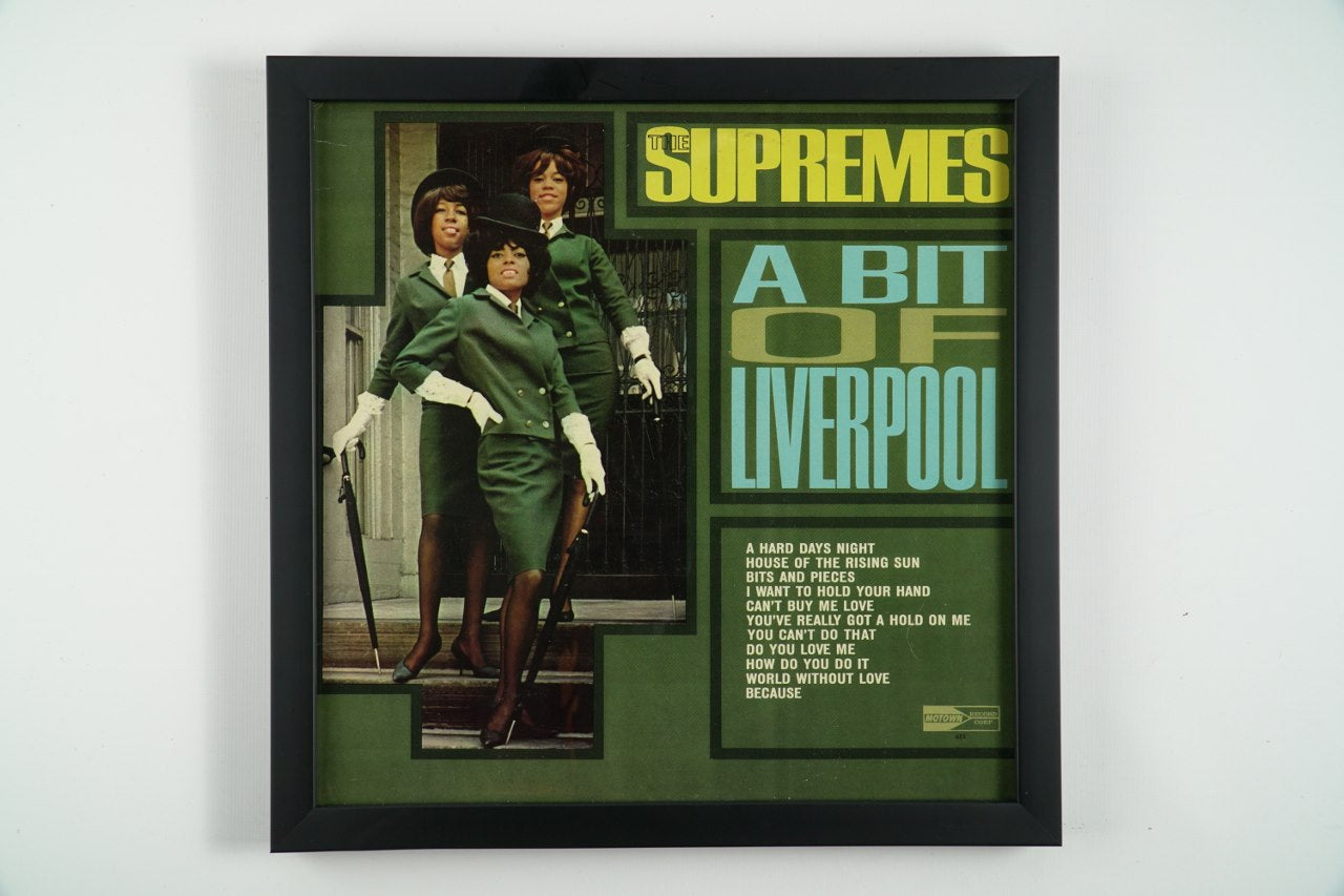 The Supremes Vintage Vinyl   A Bit of Liverpool
