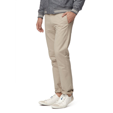 Newport Slim Fit Chino Pant - Khaki-Grayers